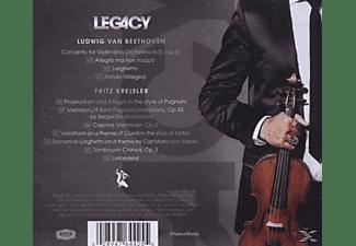 David Garrett, Royal Philharmonic Orchestra, Ion Marin - Legacy  - (CD)