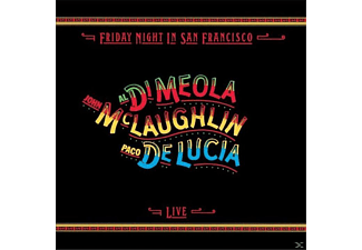 De Lucia, Paco - Friday Night In San Francisco [CD]