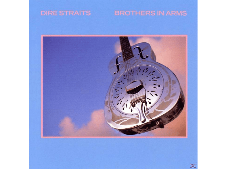 Dire Straits - BROTHERS IN ARMS (DIGITAL REMASTERED) [CD]