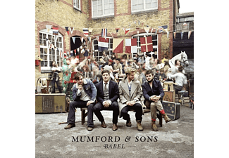 Mumford & Sons - Babel (Deluxe Version)  - (CD)