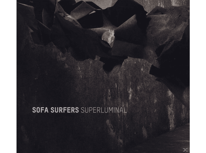 Sofa Surfers - Superluminal [CD]
