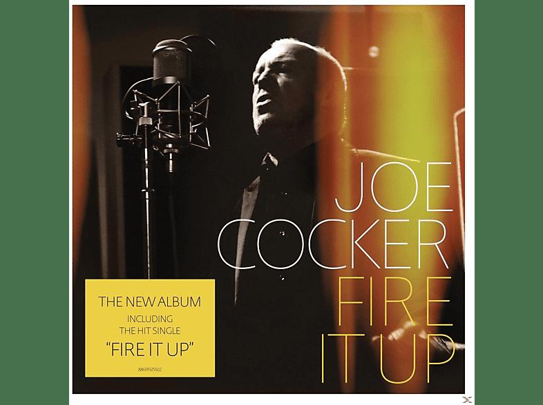 Joe Cocker - FIRE IT UP [CD]