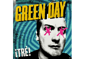 Green Day - TRE! - (CD)