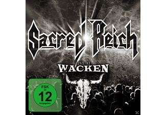 Sacred Reich - LIVE AT WACKEN OPEN AIR  - (CD + DVD Video)