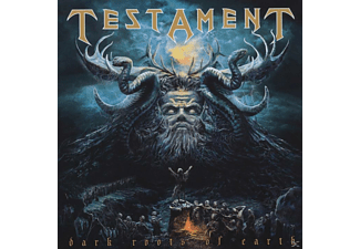 Testament - Dark Roots of Earth [CD]