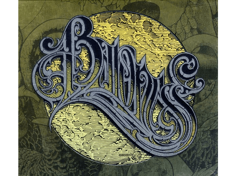 The Baroness - Yellow & Green [CD]