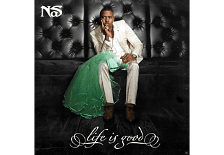 Nas - Life Is Good - (CD)