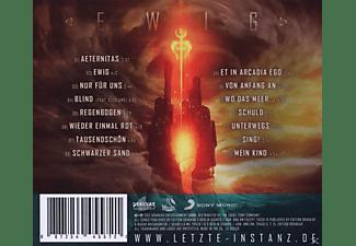 Letzte Instanz - Ewig  - (CD)