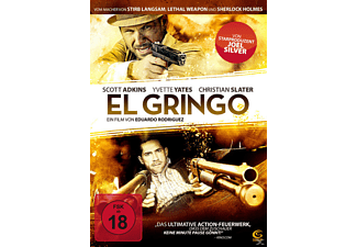 EL GRINGO (UNCUT) DVD