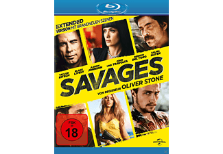 Savages (Extended Version) Blu-ray