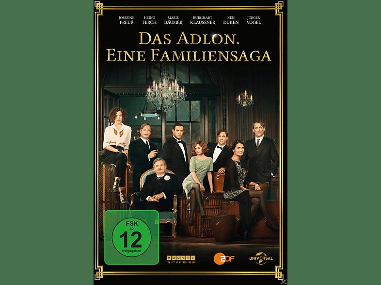 Das Adlon. Eine Familiensaga [DVD]