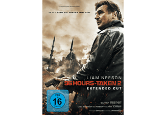 96 Hours - Taken 2 DVD