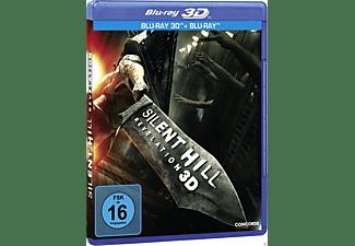 Silent Hill: Revelation 3D 3D Blu-ray
