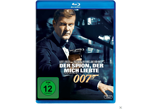 James Bond - Der Spion, der mich liebte [Blu-ray]