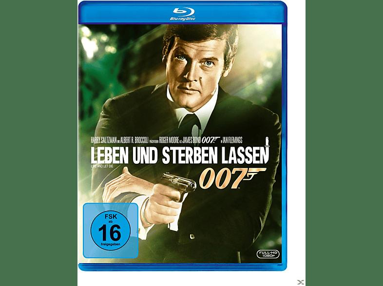 James Bond 007 - Leben und sterben lassen [Blu-ray]