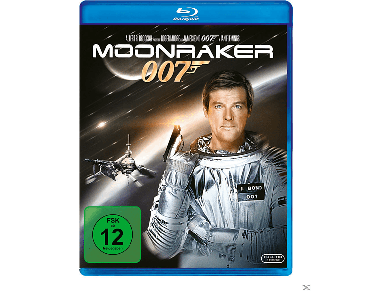 James Bond 007 - Moonraker [Blu-ray]