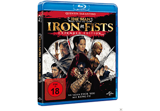 The Man with the Iron Fists (Extended Version) Blu-ray