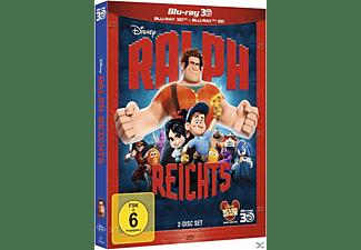 Ralph reicht's - 2 Disc Bluray [Blu-ray 3D]