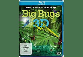 Big Bugs 3D - Kleine Krabbler ganz groß 3D Blu-ray