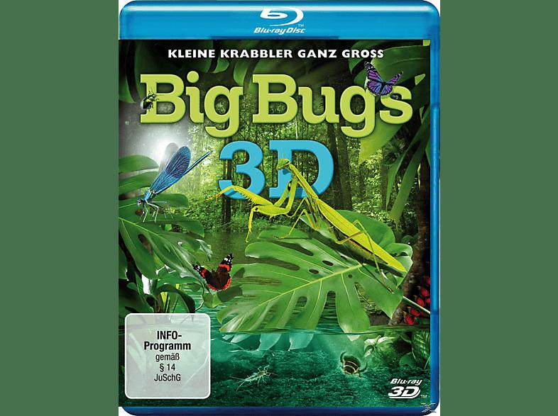 Big Bugs 3D - Kleine Krabbler ganz groß [3D Blu-ray]