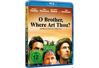 O Brother, Where Art Thou? - Eine Mississippi-Odyssee [Blu-ray]