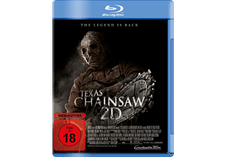 Texas Chainsaw 2D Blu-ray