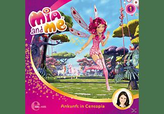 Mia And Me - Original Hörspiel zur TV-Serie 1-Ankunft In Centopia [CD]