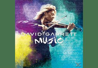 David Garrett - Music (Saturn Exklusiv Edition)  - (CD)