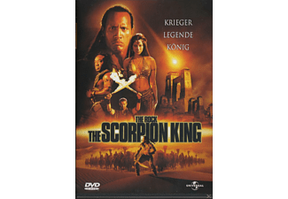 The Scorpion King DVD