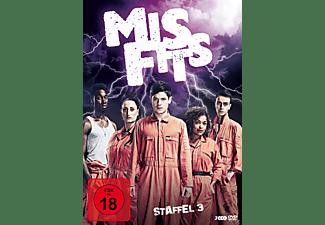 Misfits - Staffel 3 DVD