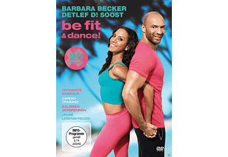 be fit & dance! - Barbara Becker, Detlef D! Soost [DVD]
