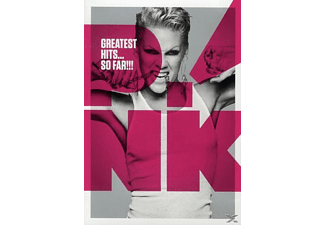P!nk - Greatest Hits... So Far!!!  - (DVD)