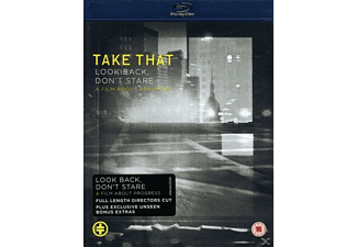 Take That - Look Back, Don't Stare - A Film About Progress  - (Blu-ray)