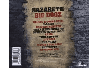 Nazareth - Big Dogz  - (CD)