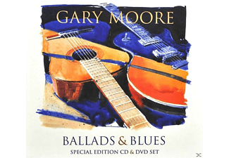 Gary Moore - BALLADS  - (CD + DVD Video)