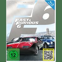 Fast & Furious 6 (Steelbook Edition) [Blu-ray]