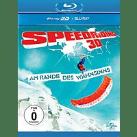 Speedriding 3D - Am Rande des Wahnsinns [3D Blu-ray (+2D)]