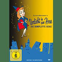 Verliebt in eine Hexe - Staffel 1-8 (Komplett) [DVD]