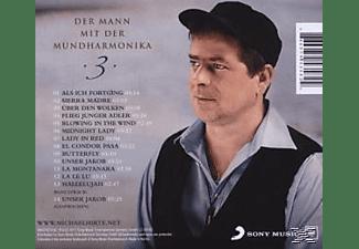 Michael Hirte - Michael Hirte - Der Mann Mit Der Mundharmonika 3  - (CD)