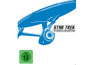 Star Trek 1 - 10 Remastered (I–X Box) [Blu-ray]