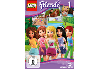 LEGO Friends 1 [DVD]