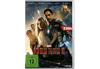 Iron Man 3 (Special Edition) DVD