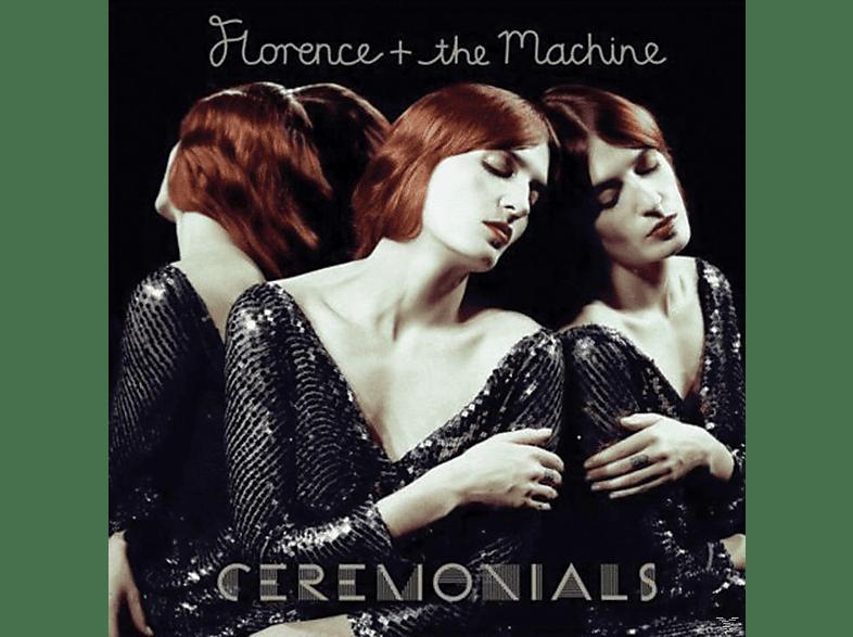 Florence + The Machine - CEREMONIALS (ENHANCED) [CD EXTRA/Enhanced]