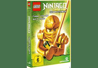Lego Ninjago: Meister des Spinjitzu 1&2 Komplettbox [DVD]