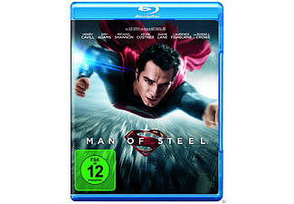 Man of Steel [Blu-ray]