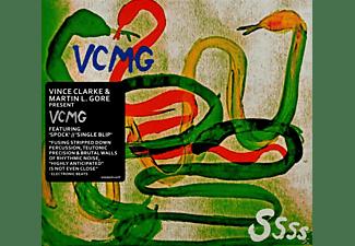 Vcmg - SSSS  - (CD)