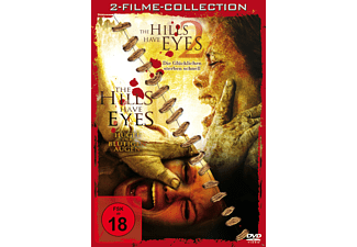 The Hills Have Eyes 1 + 2 [DVD]