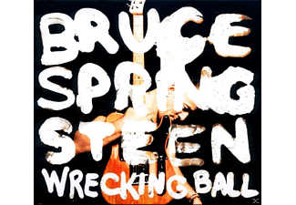 Bruce Springsteen - Wrecking Ball  - (CD)