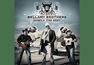 DJ Ötzi & Bellamy Brothers - Simply The Best [CD]