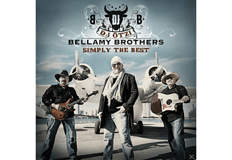 DJ Ötzi & Bellamy Brothers Simply The Best CD